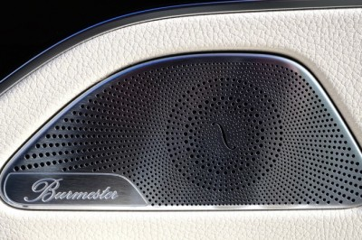 Mercedes Loudspeakers