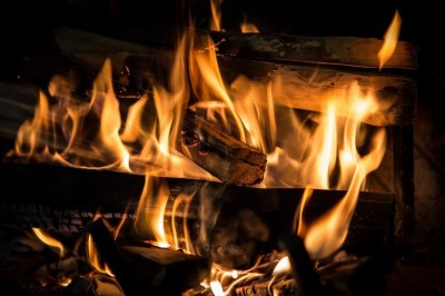 How to Build a Fire From Scratch