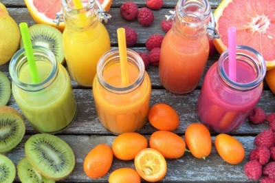 Natural Smoothie Formula to Stop Constipation and Acne
